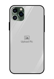 Apple iPhone 11 Pro Photo Printing on Glass Case  - Upload Full Picture Design