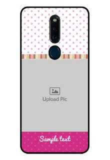 Oppo F11 Pro Photo Printing on Glass Case  - Cute Girls Cover Design