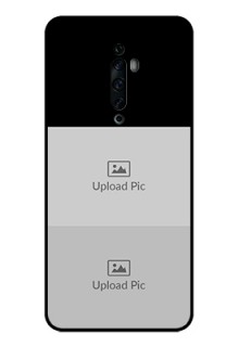 Oppo Reno 2Z 2 Images on Glass Phone Cover
