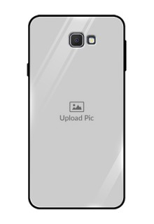Samsung Galaxy On Prime Photo Printing on Glass Case  - Upload Full Picture Design