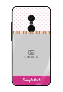 Redmi Note 4 Photo Printing on Glass Case  - Cute Girls Cover Design