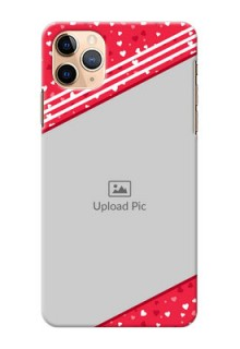 Iphone 11 Pro Max Custom Mobile Covers:  Valentines Gift Design