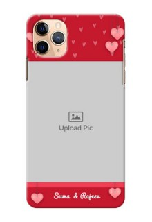 Iphone 11 Pro Max Mobile Back Covers: Valentines Day Design