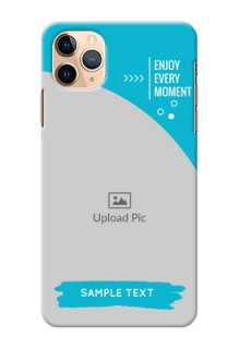 Iphone 11 Pro Max Personalized Phone Covers: Happy Moment Design