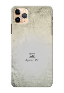 Iphone 11 Pro Max custom mobile back covers with vintage design