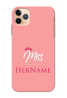 Iphone 11 Pro Max Custom Phone Case Mrs with Name
