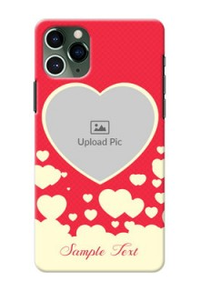 Iphone 11 Pro Phone Cases: Love Symbols Phone Cover Design