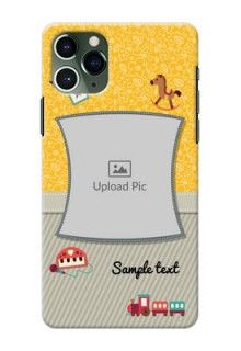 Iphone 11 Pro Mobile Cases Online: Baby Picture Upload Design