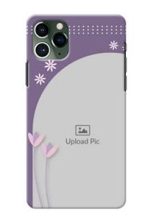 Iphone 11 Pro Phone covers for girls: lavender flowers design