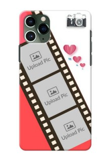 Iphone 11 Pro custom phone covers: 3 Image Holder with Film Reel