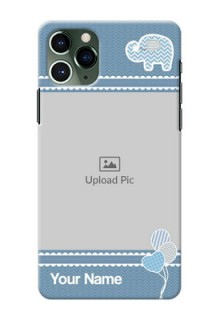Iphone 11 Pro Custom Phone Covers with Kids Pattern Design