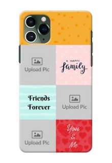 Iphone 11 Pro Customized Phone Cases: Images with Quotes Design