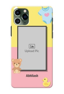 Iphone 11 Pro Back Covers: Kids 2 Color Design
