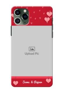Iphone 11 Pro Mobile Back Covers: Valentines Day Design