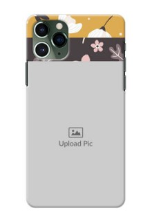 Iphone 11 Pro mobile cases online: Stylish Floral Design