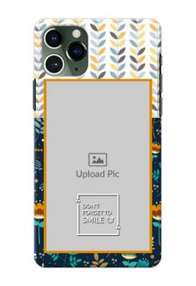 Iphone 11 Pro personalised phone covers: Pattern Design