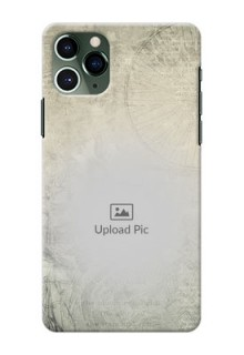 Iphone 11 Pro custom mobile back covers with vintage design