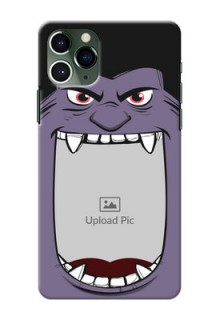 Iphone 11 Pro Personalised Phone Covers: Angry Monster Design