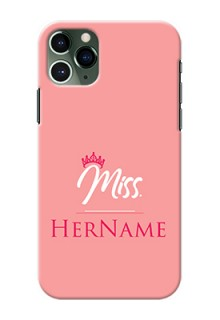 Iphone 11 Pro Custom Phone Case Mrs with Name