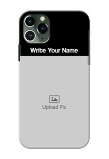 Iphone 11 Pro Photo with Name on Phone Case