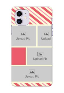 Iphone 11 Back Covers: Picture Upload Mobile Case Design