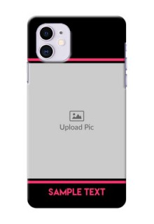 Iphone 11 Mobile Covers With Add Text Design