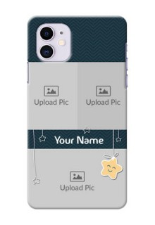 Iphone 11 Mobile Back Covers Online: Hanging Stars Design