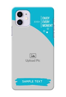 Iphone 11 Personalized Phone Covers: Happy Moment Design