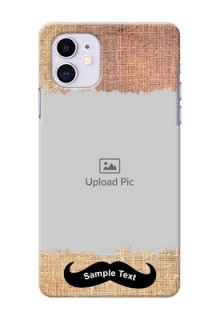 Iphone 11 Mobile Back Covers Online with Texture Design