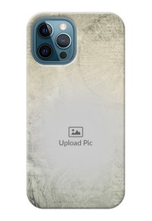 iPhone 12 Pro Max custom mobile back covers with vintage design