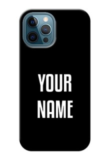 iPhone 12 Pro Max Your Name on Phone Case