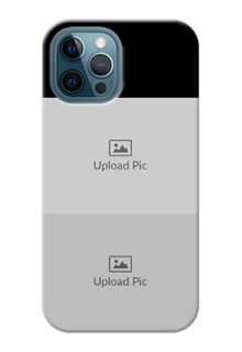 iPhone 12 Pro Max 2 Images on Phone Cover