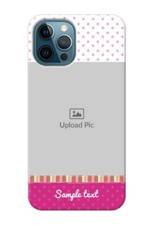 iPhone 12 Pro custom mobile cases: Cute Girls Cover Design
