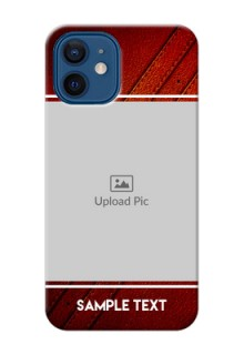 iPhone 12 Back Covers: Leather Phone Case Design