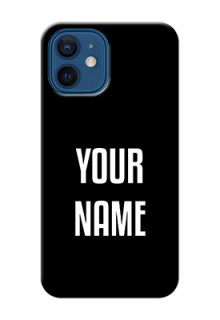 iPhone 12 Your Name on Phone Case
