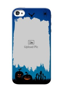 iPhone 4 mobile cases online with pro Halloween design