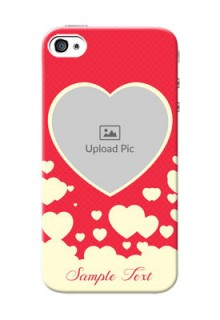 iPhone 4s Phone Cases: Love Symbols Phone Cover Design