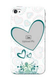 iPhone 4s Personalized Mobile Cases: Premium Couple Design