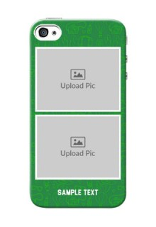 iPhone 4s custom mobile covers: Picture Upload Design