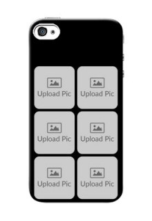 iPhone 4s mobile phone cases: Multiple Pictures Design