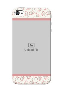 iPhone 4s Back Covers: Premium Floral Design