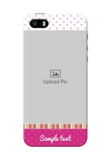 iPhone 5 custom mobile cases: Cute Girls Cover Design