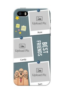 iPhone 5 Mobile Cases: Sticky Frames and Friendship Design