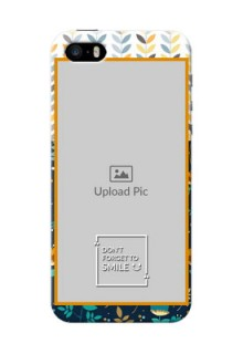 iPhone 5 personalised phone covers: Pattern Design
