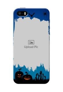 iPhone 5 mobile cases online with pro Halloween design