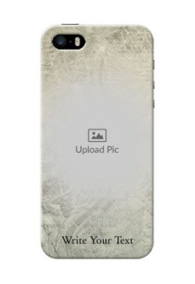 iPhone 5 custom mobile back covers with vintage design