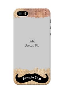 iPhone 5 Mobile Back Covers Online with Texture Design