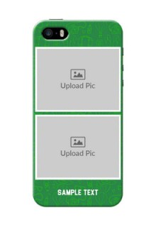 iPhone 5s custom mobile covers: Picture Upload Design