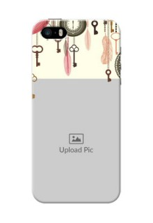 iPhone 5s Phone Back Covers: Boho Style Design