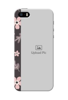 iPhone 5s mobile cases online: Stylish Floral Design